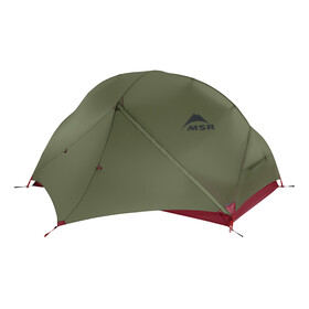 MSR Hubba Hubba NX - Tente - rouge/olive